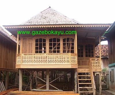 Rumah Kayu Bali RK-01