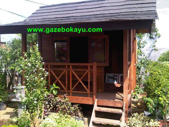 Rumah Kayu Kelapa Bali