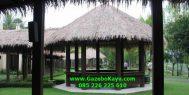 Gazebo Bali Bale Bengong Restoran GB-07