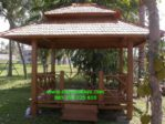 Gazebo Minimalis Mushola Tangerang GM-11