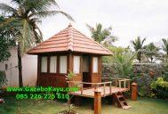 Jual Rumah Kayu Kelapa Resort Bali Minimalis RK-08
