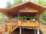 Rumah Kayu Jati Bali RK-03