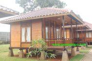 Jual Rumah Kayu Jati RK-04